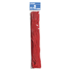 Colored Binding Laces Pylen/Cell Tip Red 20 Units