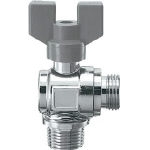 Angle Type Ball Valve (for water pipes)