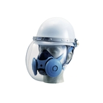 Disaster Resistant Face Shield, 37 Type