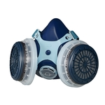 Gas Mask, External Filter, RR-7-05 Type