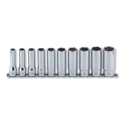 "Hand Socket 1/2"" ""(12.7 mm) Hex Deep Socket Rail Set RS4300A/10"