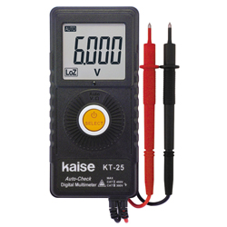 Card-type Digital Multimeter KT-25