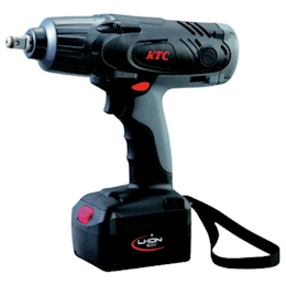 KTC 1/2 Cordless Impact Wrench with Torque Limiter