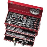 Maintenance Tool Set (12.7 mm Insertion Angle)_Solid Red