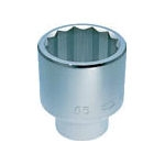Socket (12 sided type / 25.4 mm Insertion Angle)