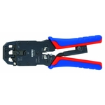 Western Plug Crimping Pliers (6, 8-Pin) 9751-12