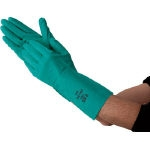 Nitrile, Rubber Gloves, Chemical Shield, Thin