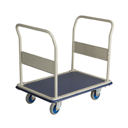 Large Steel Dolly Double Handle Fixed Type