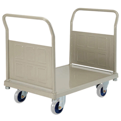 Strong Hand Truck, Dual Handle Fixed-Type