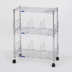 Luminous 19 mm Series Book Rack