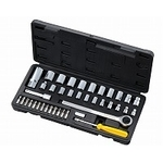 Socket Wrench Set 40pcs S-100