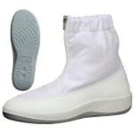 Anti-Static Work Shoes ELEPASS Clean Boots SU551 White