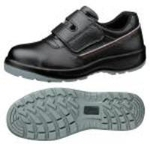 Toe Box Work Shoes DSF-02, black