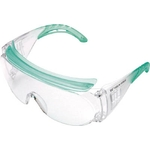 One-Piece Safety Glasses, Overglasses Lens Thickness of 2.2 mm