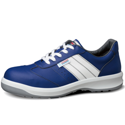 Recycled Material Static Electricity Safety Shoe Ecospec ESG3890 eco Blue/White