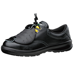 Comfortable Safety Shoes HI-VERDE COMFORT G3210 Instep Shell Protector M II Elastic String Antistatic