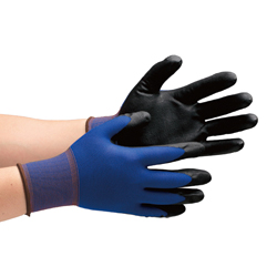 Work Gloves High Grip and Nitrile Unlined