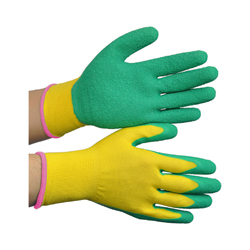Work Gloves High Grip and Natural Rubber Unlined