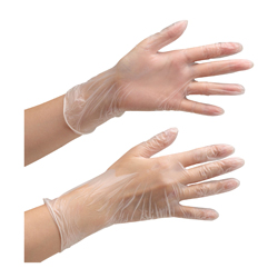 PVC Gloves Vertebrate 831 Powder-Free