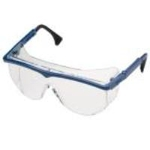 Protective Glasses, UVEX X-9167 Astro Over Spec, THS-Coated