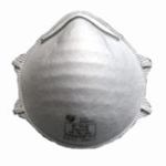 Disposable Dust Mask SH6022 DS2 Hook Type 20 Pieces