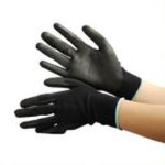 Work Gloves, High Grip, Urethane Open-Back Gloves, MHG200 Size L