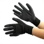 Work Gloves, High Grip, Natural Rubber Coated Gloves, MHG100 Size M/L