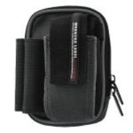 Worker's level CL-2 belt clip case with reflection line