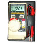 Card-type Multimeter MT-3210