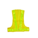 Safety vest navy/yellow