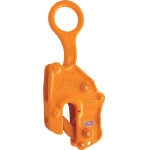 "Vertical Hanging Clamp ""V-25-N Type"" (One-Touch Safety Lock Type)"