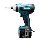 14.4 V Rechargeable 4-Mode Impact Driver (Blue/Black)