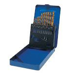 GSDSET Coated Drill Set (with Steel Case) for General Steel