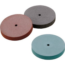 Polishing Rubber-Bonded Wheel, GC Soft