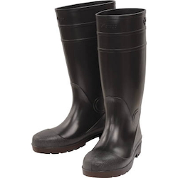 Safety Oil Resistant Long Boots Safety Pro Hacks Black