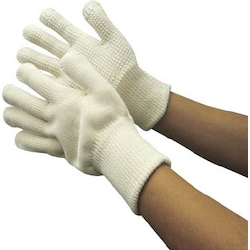 Super Heavy Duty Pure Cotton Gloves with Silicon Grip