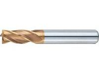 Carbide 4-Flute Square Alterations End Mill