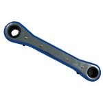 4-size Plate Ratchet Wrench
