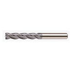 VAC Series Carbide 4-Flute Square End Mill (Extra-Long Model)