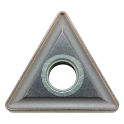 "T Type Triangle 60° / Negative with Hole / TNMG160408-MTM20 ""Intermediate Cutting"""