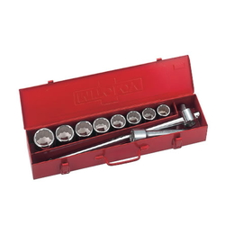 Socket Wrench Set (Standard Type) Inch 8 pcs. 11 pc. set S6□
