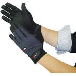 M-tech Synthetic Leather Gloves, Black
