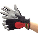 Easy Fit Synthetic Leather Gloves
