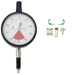 2 Series Standard Dial Gauge Less Than 1 Rotation / Waterproof Type
