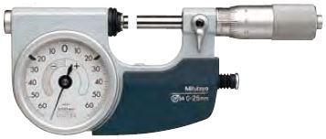 Indicating Micrometers SERIES 510