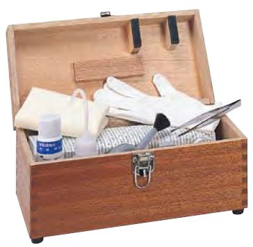 Gauge Block Maintenance Set