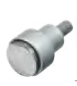 Dial Gauge Accessory Carbide Spherical Stylus