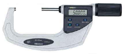 Quickmike SERIES 293 — IP54 ABSOLUTE Digimatic Micrometers