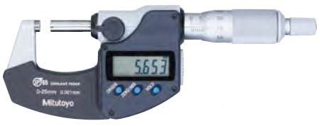 Coolant Proof Micrometers SERIES 293