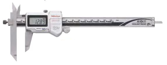 Offset Caliper SERIES 573, 536 — ABSOLUTE Digimatic and vernier type